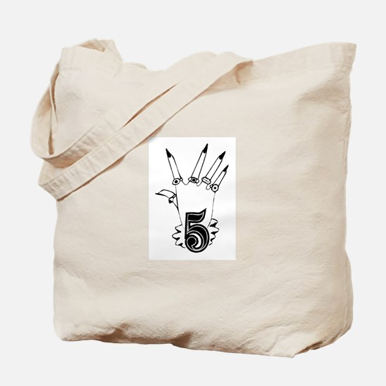 Vintage Fifth Day Tote Bag