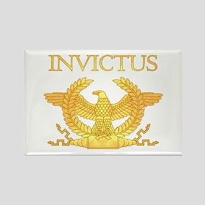 Invictus Eagle Rectangle Magnet
