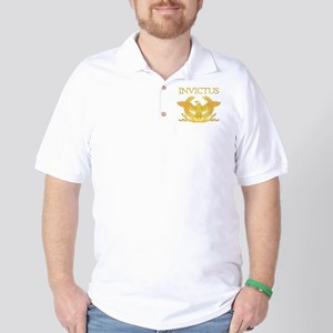 Invictus Eagle Golf Shirt