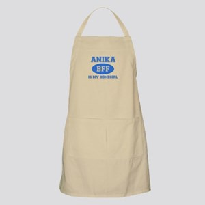 Anika is my home girl bff designs Apron