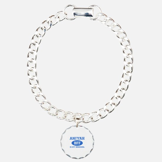 Aniyah is my home girl bff designs Bracelet
