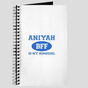 Aniyah is my home girl bff designs Journal