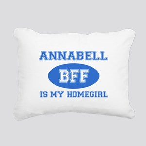 Annabell is my home girl bff designs Rectangular C
