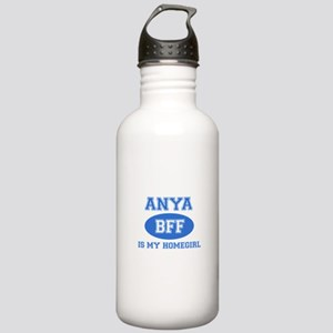 Anya is my home girl bff designs Stainless Water B