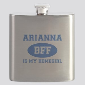 Arianna is my home girl bff designs Flask