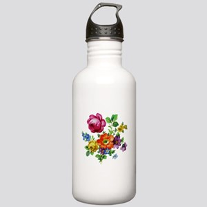 Dresden Flowers Stainless Water Bottle 1.0L