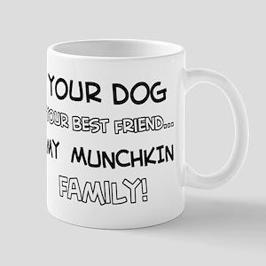 Munchkin Cat designs Mug