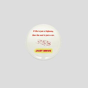 Just Drive Mini Button