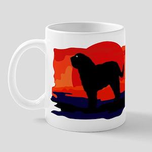 Barbet (French Water Dog) Mug