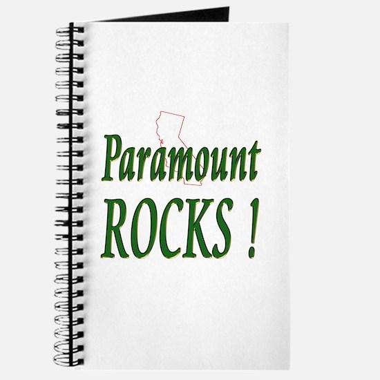 Paramount Rocks ! Journal