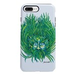 California Green Man iPhone 7 Plus Tough Case