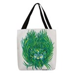 California Green Man Polyester Tote Bag
