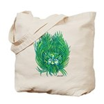 California Green Man Tote Bag