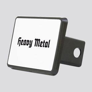 Heavy Metal Hitch Cover