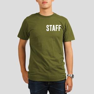 Fake News Network Dis Organic Men's T-Shirt (dark)