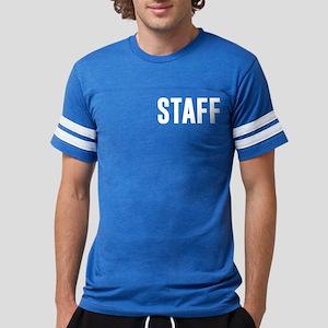 Fake News Network Distressed Mens Football Shirt
