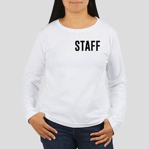 Fake News Network Dist Women's Long Sleeve T-Shirt