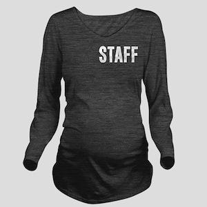 Fake News Network Di Long Sleeve Maternity T-Shirt