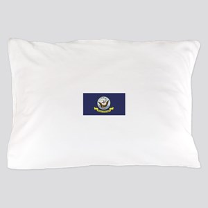 USN Flag Pillow Case