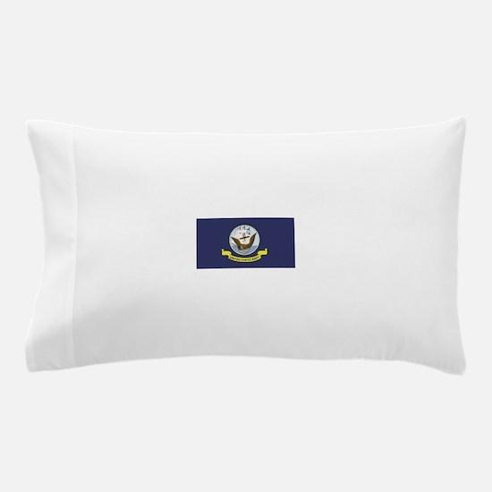USN Flag Pillow Case