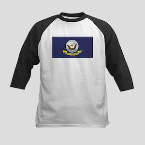 USN Flag Baseball Jersey