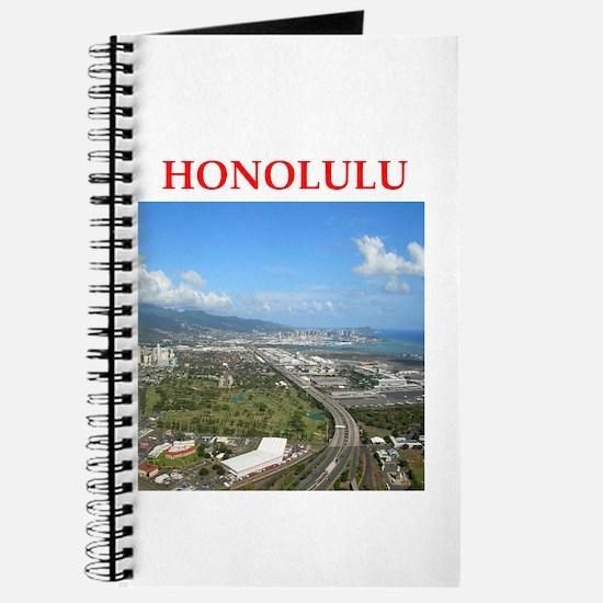 honolulu Journal