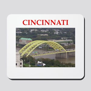 cincinnati Mousepad