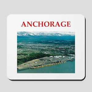 anchorage Mousepad