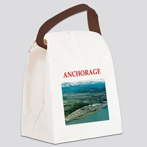 anchorage Canvas Lunch Bag