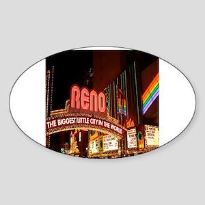 reno Sticker