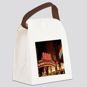 reno Canvas Lunch Bag