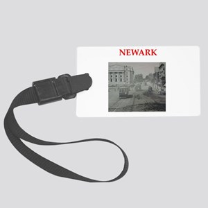 newark Luggage Tag