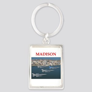 madison Keychains