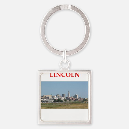 lincoln Keychains