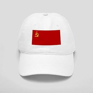 USSR National Flag Baseball Cap