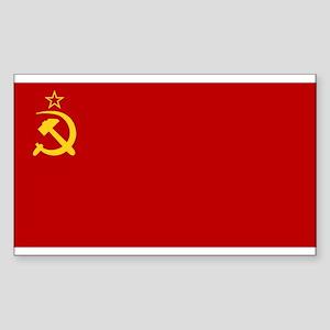 USSR National Flag Sticker
