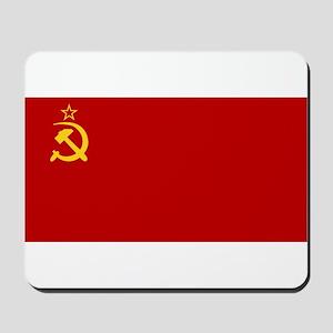 USSR National Flag Mousepad