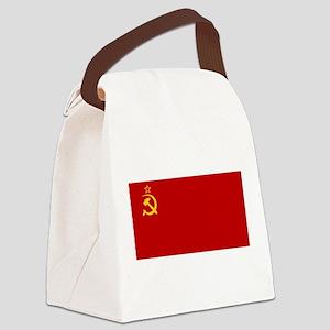 USSR National Flag Canvas Lunch Bag