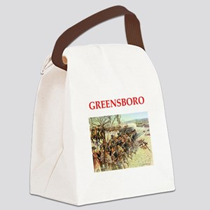 greensboro Canvas Lunch Bag