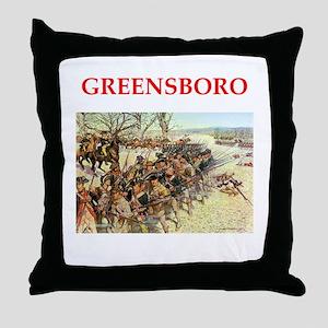 greensboro Throw Pillow