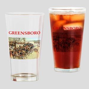 greensboro Drinking Glass