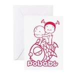 Pobaby Greeting Cards (Pk of 10)