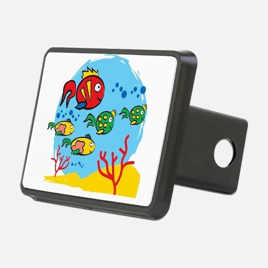 FISH AQUARIUM Hitch Cover