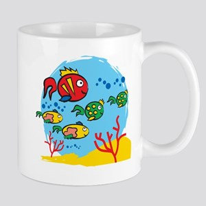 FISH AQUARIUM Mug