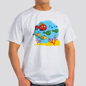 FISH AQUARIUM Light T-Shirt