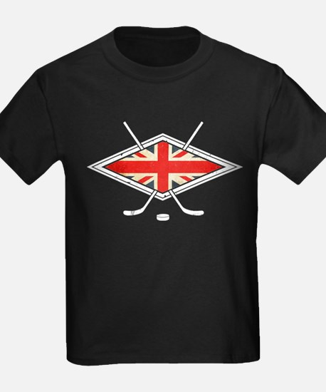 British Ice Hockey Flag T-Shirt
