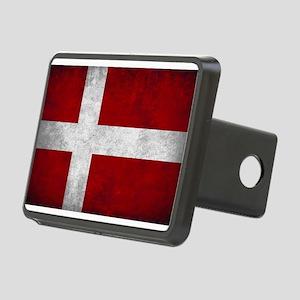 Denmark flag Hitch Cover