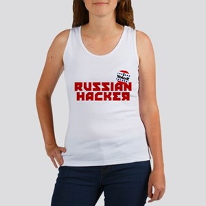Russian Hacker Women's Tank Top