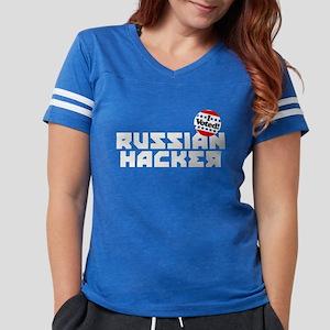 Russian Hacker Womens Football Shirt