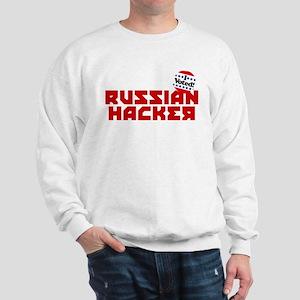Russian Hacker Sweatshirt